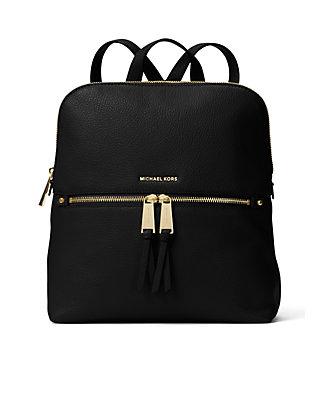 99276805ee3a MICHAEL Michael Kors. MICHAEL Michael Kors Rhea Zip Medium Slim Backpack