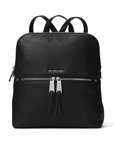 MICHAEL Michael Kors Rhea Zip Slim Backpack