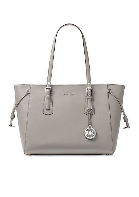 MICHAEL Michael Kors Voyager Medium Saffiano Leather Tote