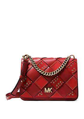 db4b17c45ea5 MICHAEL Michael Kors Mott Large Chain Shoulder Bag ...