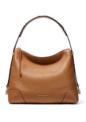 98d432c2d9f1 MICHAEL Michael Kors Crosby Large Shoulder Bag ...