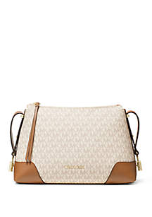 MICHAEL Michael Kors Crosby Medium Messenger Crossbody