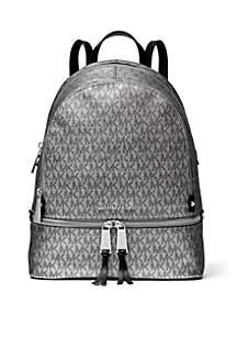Rhea Medium Logo Backpack