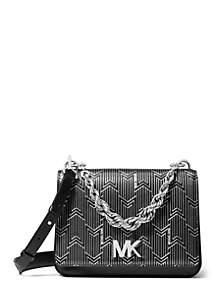 MICHAEL Michael Kors Mott Chain Swag Large Shoulder Bag