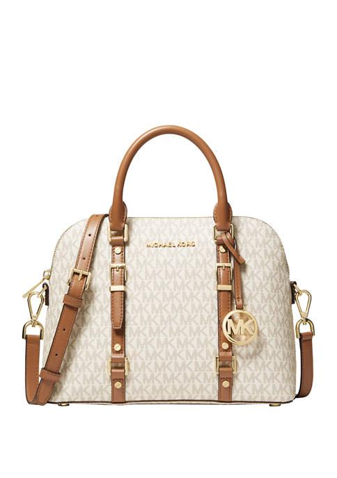 MICHAEL Michael Kors Medium Dome Satchel Bag