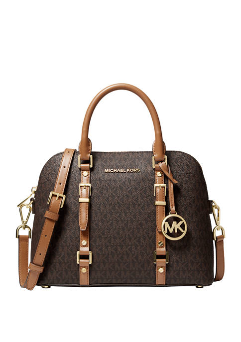 MICHAEL Michael Kors Bedford Legacy Medium Dome Satchel