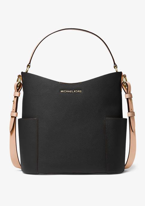 MICHAEL Michael Kors Bedford Medium Bucket Shoulder Bag