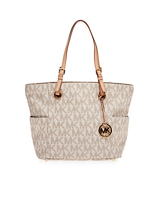 d3b619972743 MICHAEL Michael Kors. MICHAEL Michael Kors Jet Set East West Signature Tote