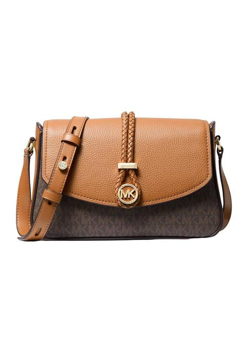 MICHAEL Michael Kors Medium Flap Messenger Bag