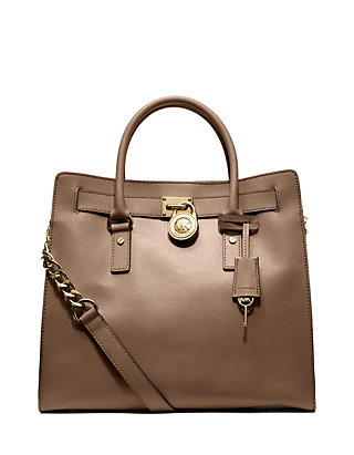 18abd75209a7 MICHAEL Michael Kors. MICHAEL Michael Kors Hamilton Large North South Tote