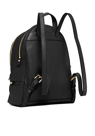 8ec9f4cebef602 ... MICHAEL Michael Kors Rhea Zip Medium Backpack ...