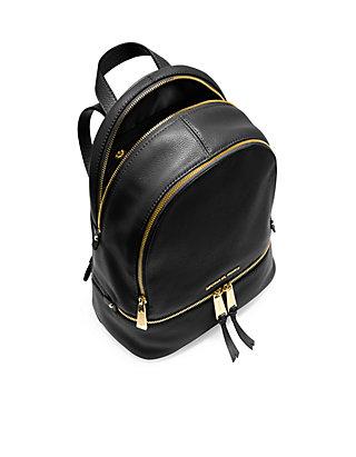 7b46b869d594 ... MICHAEL Michael Kors Rhea Zip Medium Backpack ...