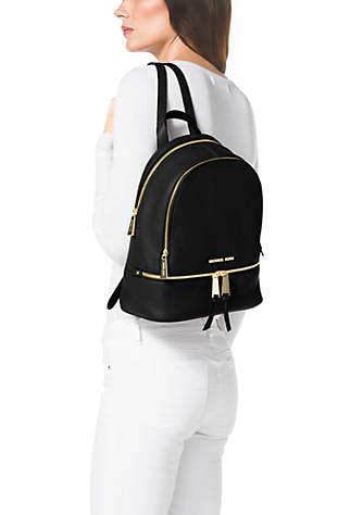 ff65970a6d1b78 MICHAEL Michael Kors Rhea Zip Medium Backpack   belk