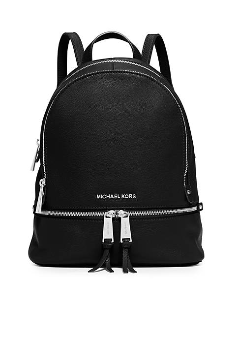 MICHAEL Michael Kors Rhea Zip Small Backpack