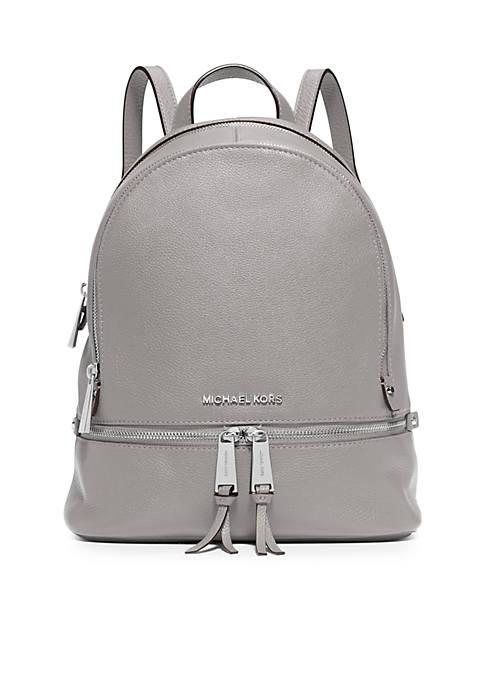 c4b1060520bd MICHAEL Michael Kors Rhea Zip Small Backpack