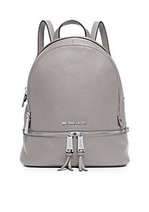 92c1345b8ddc ... MICHAEL Michael Kors Rhea Zip Small Backpack