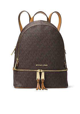 c2c85547ddee MICHAEL Michael Kors Rhea Zip Medium Backpack ...