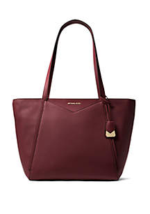 Whitney Large Top Zip Tote