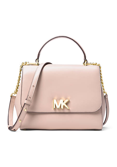 MICHAEL Michael Kors Mott Medium Top Handle Satchel