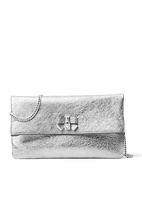 MICHAEL Michael Kors Medium Fold Over Clutch