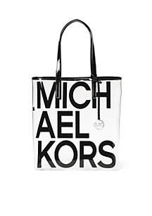 8e967ab1578d ... MICHAEL Michael Kors The Michael Bag Large Clear Tote