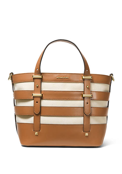 MICHAEL Michael Kors Marie Small Cage Tote