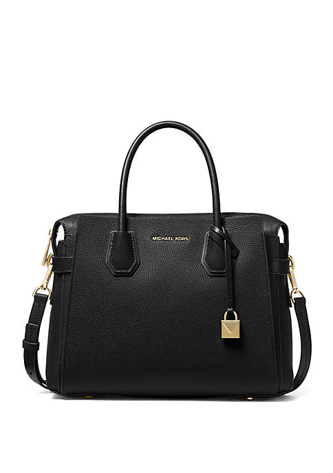 MICHAEL Michael Kors Mercer Belted Medium Satchel