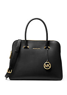 1f7cb8d6c4b130 ... MICHAEL Michael Kors Houston Mid Double Zip Satchel