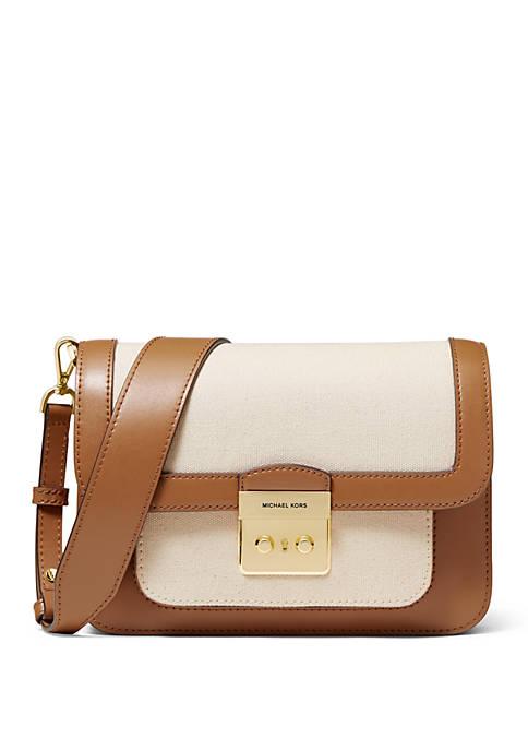 Sloan Editor Large Shoulder Bag
