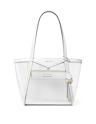 c1fdca1f1c60 MICHAEL Michael Kors. MICHAEL Michael Kors Whitney Large Clear Tote Bag