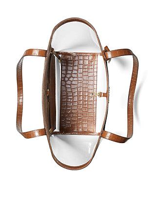 2f3a1639c6b196 ... MICHAEL Michael Kors Whitney Large Clear Tote Bag ...