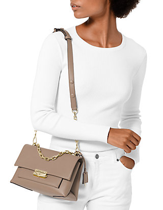 81581dd0871078 MICHAEL Michael Kors Cece Medium Chain Shoulder Bag | belk