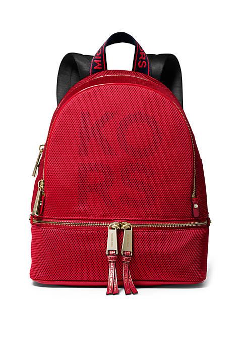 MICHAEL Michael Kors Rhea Medium Zip Backpack