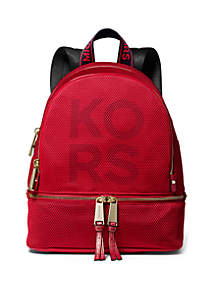 40f06212dd47 ... MICHAEL Michael Kors Rhea Medium Zip Backpack
