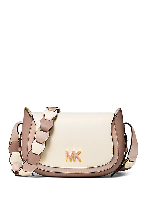 MICHAEL Michael Kors Jolene Small Saddle Crossbody Bag