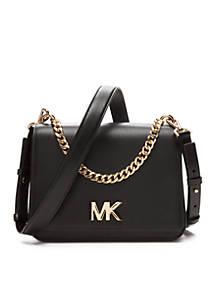 8be2ca716c8b MICHAEL Michael Kors. MICHAEL Michael Kors Mott Large Chain Shoulder Bag