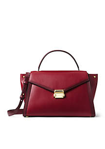 Whitney Large Top Handle Satchel