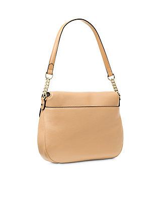 49813259dd93 MICHAEL Michael Kors Evie Medium Flap Shoulder Bag   belk