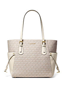 8004dd5301a361 MICHAEL Michael Kors Whitney Large Top Zip Tote · MICHAEL Michael Kors  Voyager Small Logo Tote