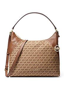 d30c336a1d6de1 ... MICHAEL Michael Kors Aria Large Shoulder Bag