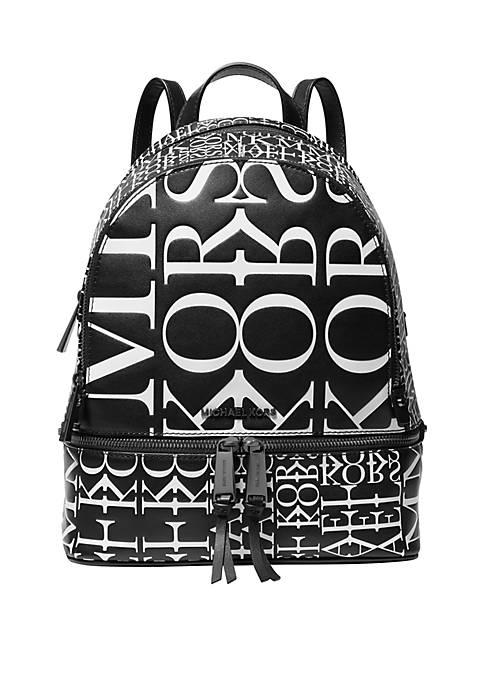 Rhea Medium Zip Backpack