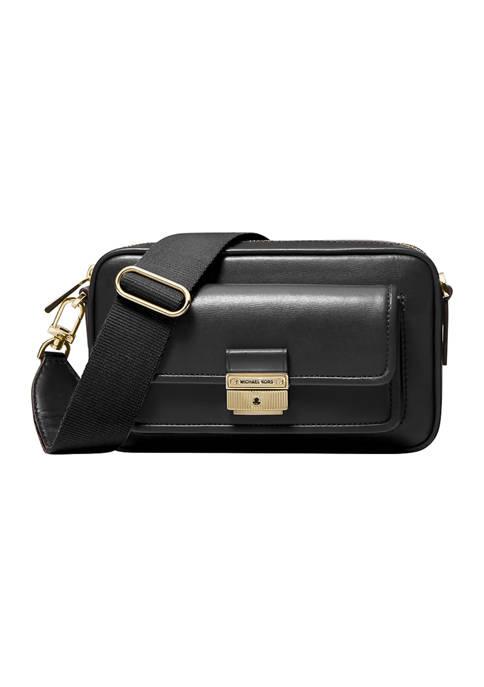 Medium Pocket Camera Crossbody Bag
