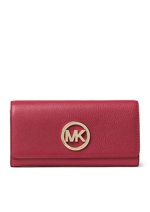 5077aed2bb37 MICHAEL Michael Kors Fulton Carryall Wallet. Fulton Carryall Wallet