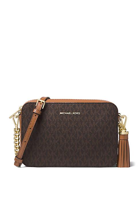 MICHAEL Michael Kors Medium Camera Logo Crossbody Bag