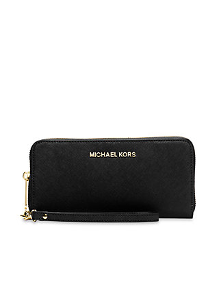 ebf80343de78 MICHAEL Michael Kors. MICHAEL Michael Kors Jet Set Travel Large Flat  Multifunction Phone Case