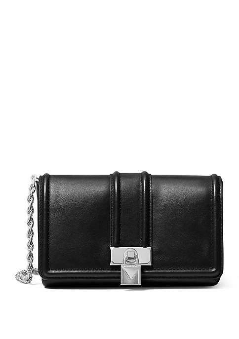 Padlock Chain Crossbody Bag