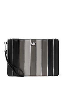 MICHAEL Michael Kors Quilted Medium Zip Pouch