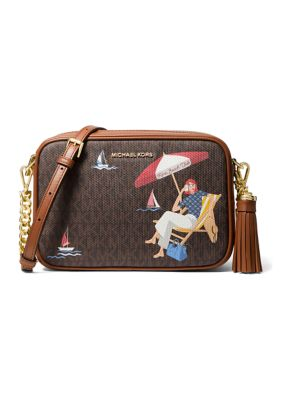 Michael Michael Kors Women Medium Camera Bag