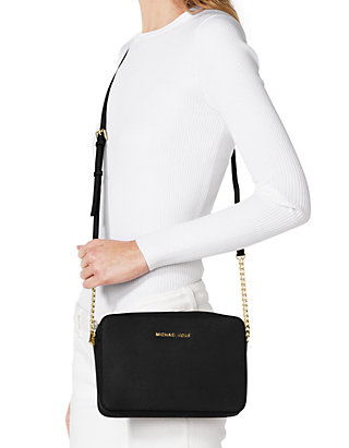 2159dbc3b MICHAEL Michael Kors Jet Set Large Crossbody | belk