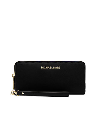 4a6aa6afbe15 MICHAEL Michael Kors Jet Set Travel Continental Wallet ...